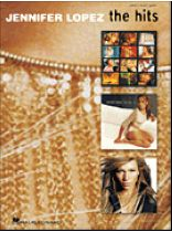 Jennifer Lopez - Jennifer Lopez - The Hits - Music Book