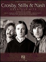 Crosby Stills & Nash - Crosby, Stills & Nash - Greatest Hits - Music Book