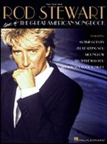 Rod Stewart - Rod Stewart - Best of the Great American Songbook - Music Book