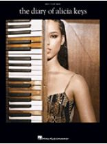 Various Composers - The Diary of Alicia Keys - Music Book