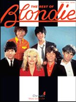 Blondie - The Best of Blondie - Music Book