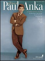 Paul Anka - Very Best of Paul Anka - Music Book