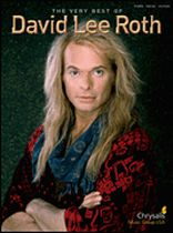 David Lee Roth - The Very Best of David Lee Roth - Music Book
