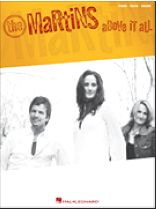The Martins - Above It All - Music Book