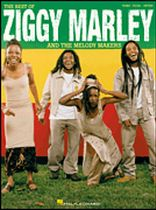 Ziggy Marley - The Best of Ziggy Marley and the Melody Makers - Music Book