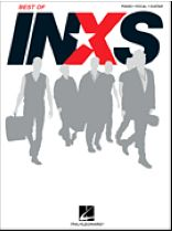 INXS - Best of Inxs - Music Book