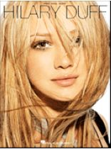 Hilary Duff - Hilary Duff - Music Book