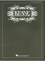 Keane - Keane - Hopes and Fears - Music Book