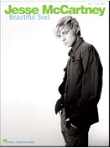 Jesse McCartney - Jesse Mccartney - Beautiful Soul - Music Book