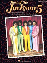 The Jackson 5 - Best of the Jackson 5 - Music Book