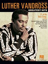 Various Composers - Luther Vandross - Greatest Hits - Music Book