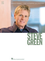 Steve Green - Steve Green - The Ultimate Collection - Music Book