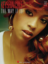 Keyshia Cole - The Way It Is - Music Book