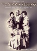 The Staple Singers - Best of the Staple Singers - Music Book
