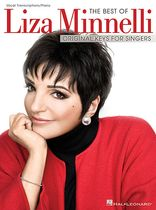 Liza Minnelli - The Best of Liza Minnelli - Original Keys for Singers - Music Book