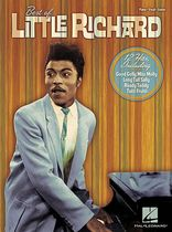 Little Richard - Best of Little Richard - Music Book