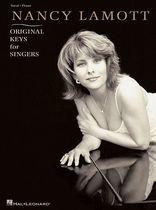 Nancy Lamott - Original Keys for Singers - Music Book