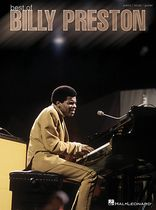 Billy Preston - Best of Billy Preston - Music Book