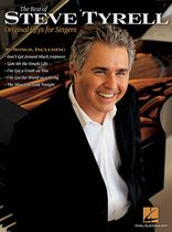 Steve Tyrell - The Best of Steve Tyrell - Music Book
