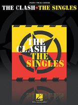 The Clash - The Singles - Music Book