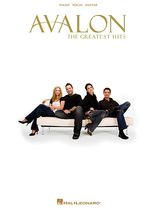 Avalon - Avalon - The Greatest Hits - Music Book