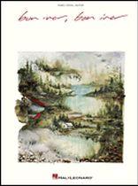 Bon Iver - Bon Iver - Music Book