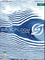 Sonicflood - Cry Holy - Music Book
