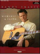 Randy Travis - Worship & Faith - Music Book