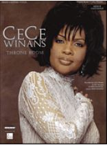 Cece Winans - Throne Room - Music Book