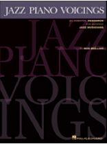 Rob Mullins - Jazz Piano Voicings - An Essential Resource for Aspiring Jazz Musicians - Music Book