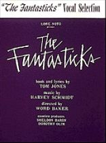 The Fantasticks - Vocal Selection - Music Book