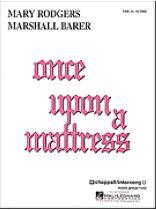 Once Upon a Mattress - Vocal Score - Music Book