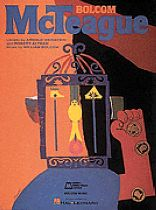 William Bolcom - Mcteague - Music Book