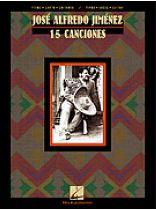 Jost Alfredo Jimtnez: 15 Canciones - Music Book