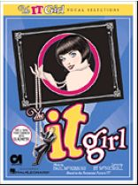 The It Girl - Piano/Vocal Selections - Music Book