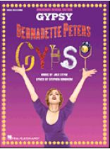 Bernadette Peters - Gypsy - Broadway Revival Edition - Music Book