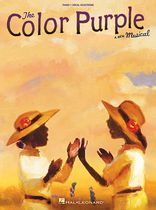 The Color Purple - Music Book