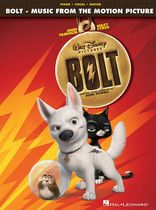 John Powell - Bolt - Music from the Motion Picture - Music Book