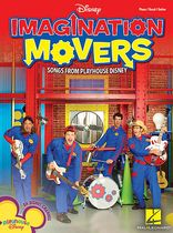 Imagination Movers - Imagination Movers - Songs from Playhouse Disney - Music Book