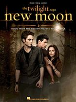 Twilight: New Moon Soundtrack Songbook
