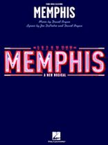 Memphis - Piano/Vocal Selections (Melody in the Piano Part) - Music Book