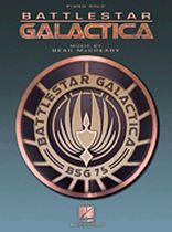 Bear McCreary - Battlestar Galactica - Piano Solo Arrangements - Music Book