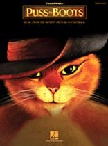 Henry Jackman - Puss in Boots - Music from the Motion Picture Soundtrack - Music Book