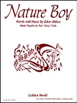 Eden Ahbez - Nature Boy - Music Book