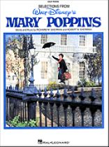 Mary Poppins - Easy Piano - Music Book