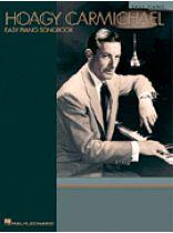 Hoagy Carmichael - Hoagy Carmichael - Easy Piano Songbook - Music Book