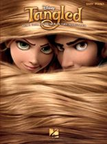 Grace Potter - Tangled - Easy Piano - Music from the Motion Picture Soundtrack - Music Book