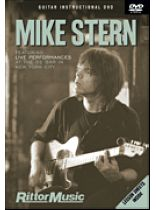 Mike Stern - Mike Stern - Guitar Instructional DVD - Music Book