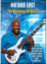 Nathan East - Nathan East - The Business of Bass - Music Book