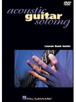Acoustic Guitar Soloing - DVD